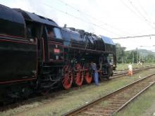 Nostalgické jízdy historickými vlaky