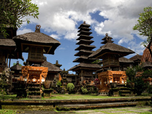 Pemecutan palace, Bali